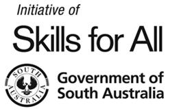 All for Skills Gov Logo